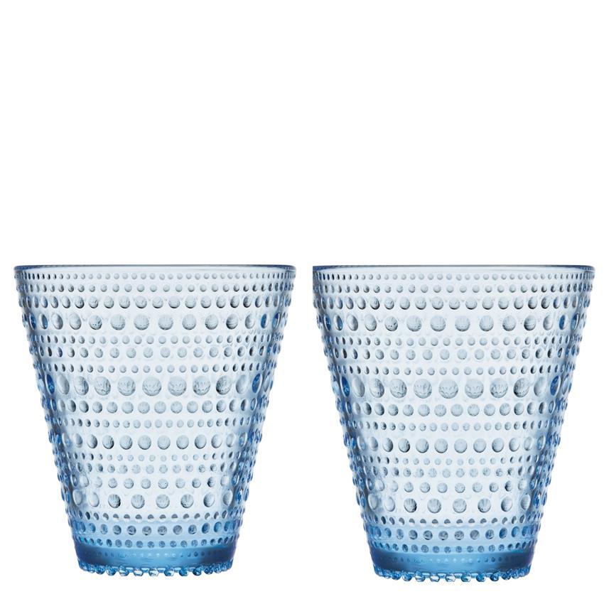 glas borddækning