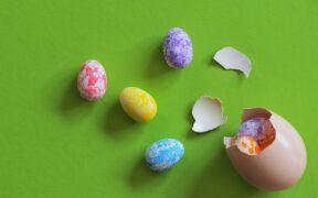 Puste æg